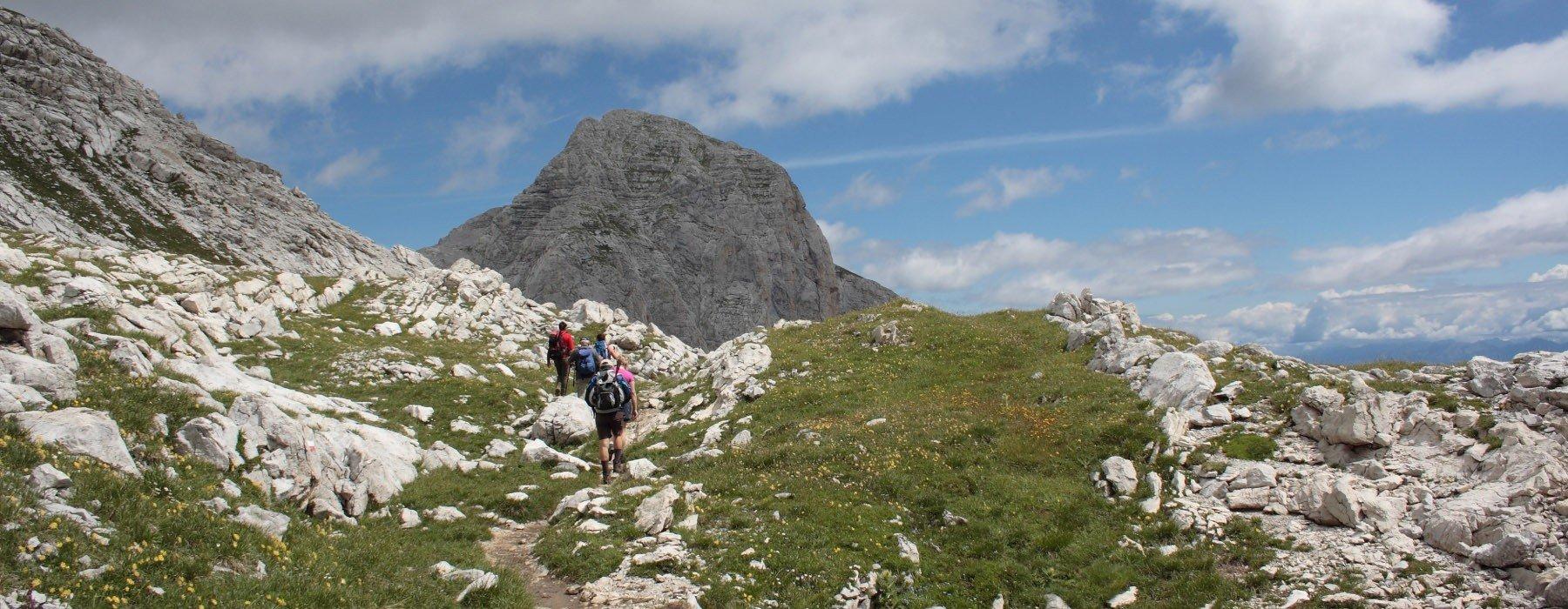 escursioni dolomitiche Molveno